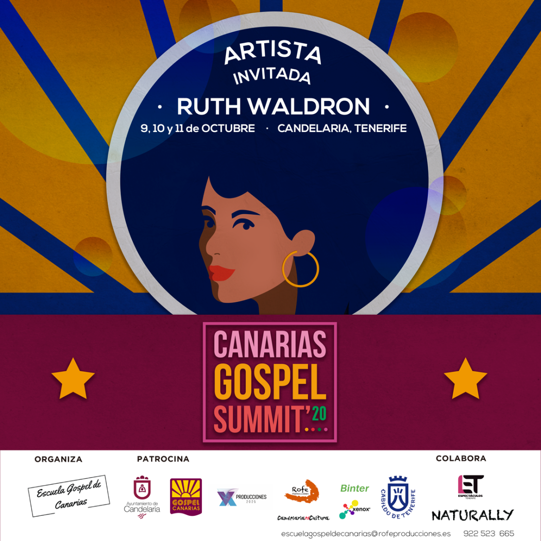 ruth waldron canarias gospel summit