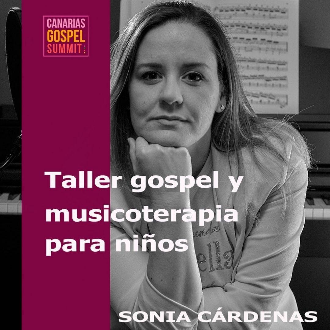 sonia cardenas canarias gospel summit